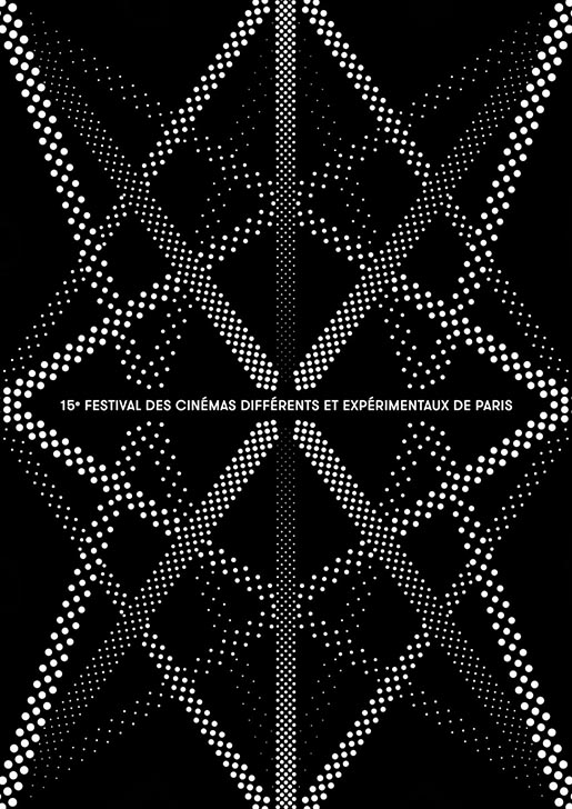 Paris Different/Experimental Film Festival 2013 Poster