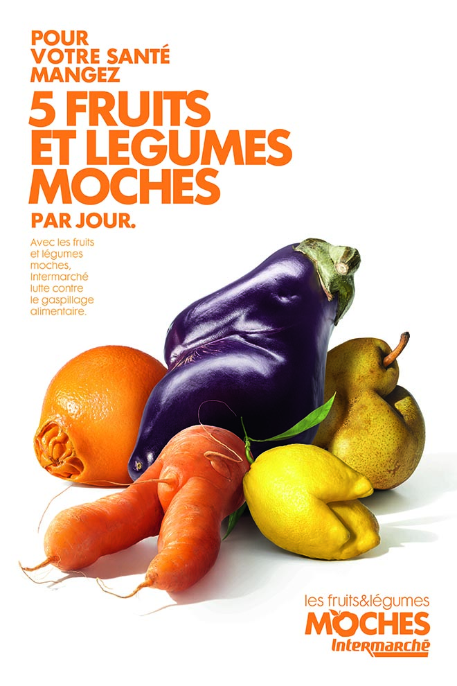 Intermarche Inglorious Fruit & Vegetables