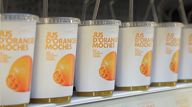 Intermarche Orange Juice - Inglorious Fruit and Vegetables
