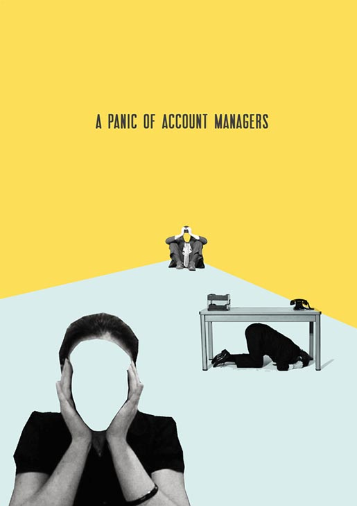 Panic of Account Managers