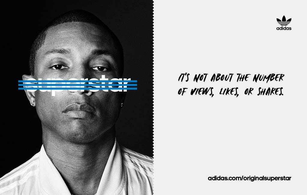 Adidas Superstar Advertising