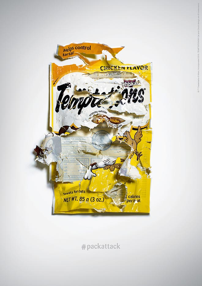 Mars Temptations Pack Attacks Chicken poster