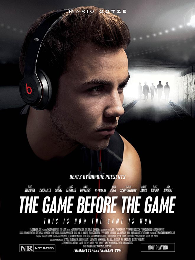 Beats by Dre Gotze Game Before The Game