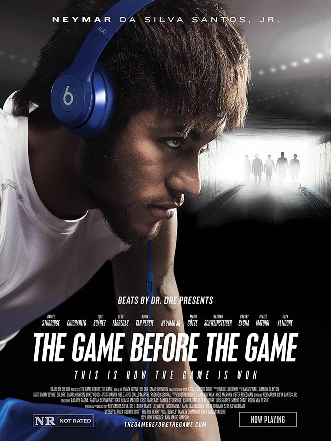 Beats by Dre Neymar Game Before The Game