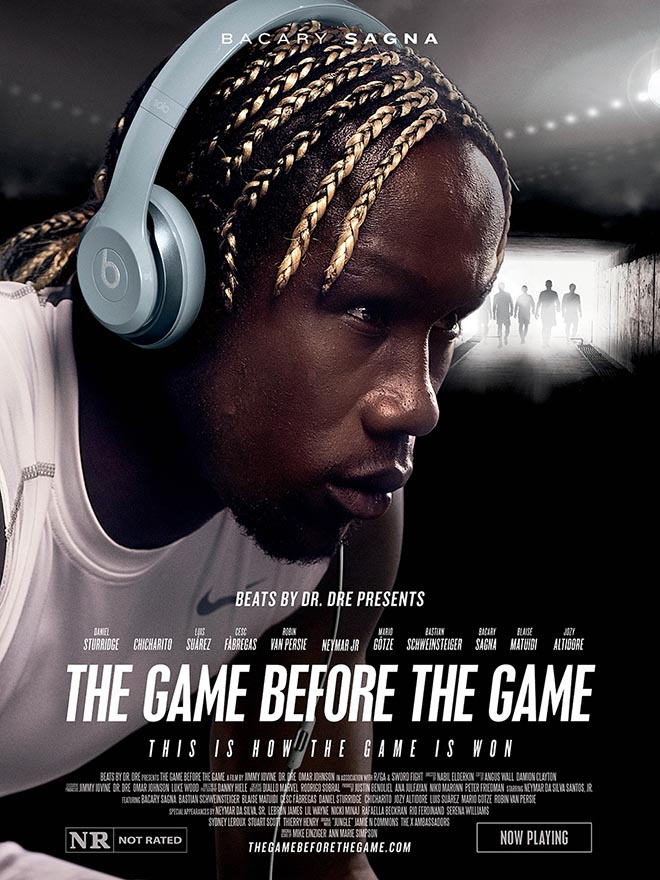 Beats by Dre Sagna Game Before The Game