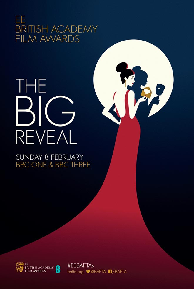 BAFTA Big Reveal poster