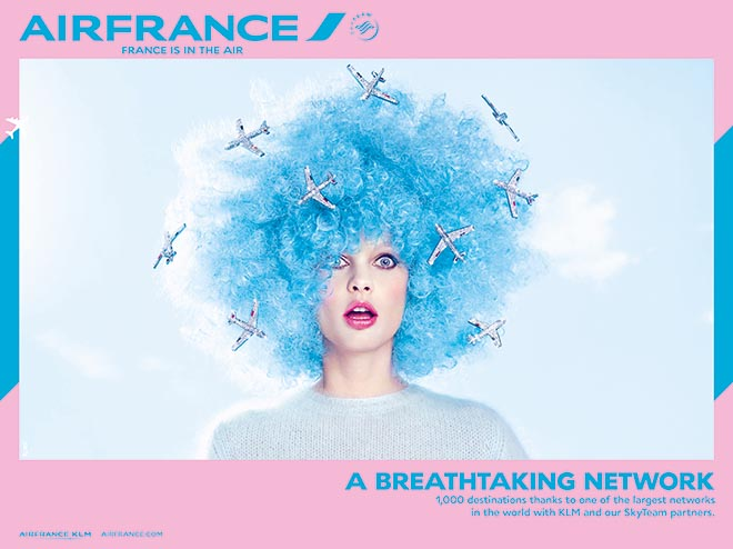 France is in the air - Network