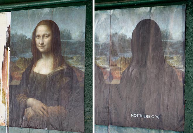 Not There Yet Mona Lisa Before & After