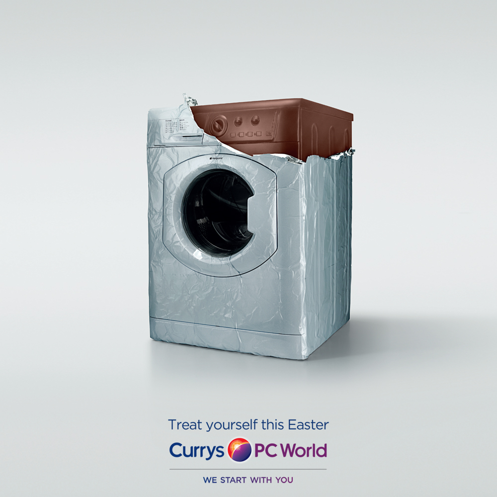Currys & PC World Chocolate Appliances