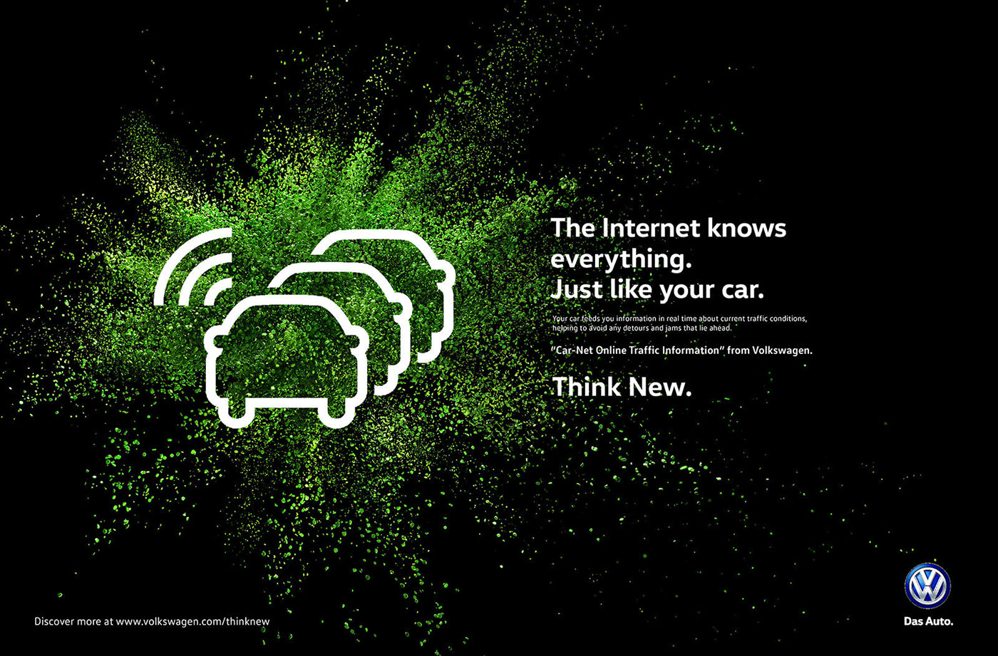 Volkswagen Think New - The Inspiration Room