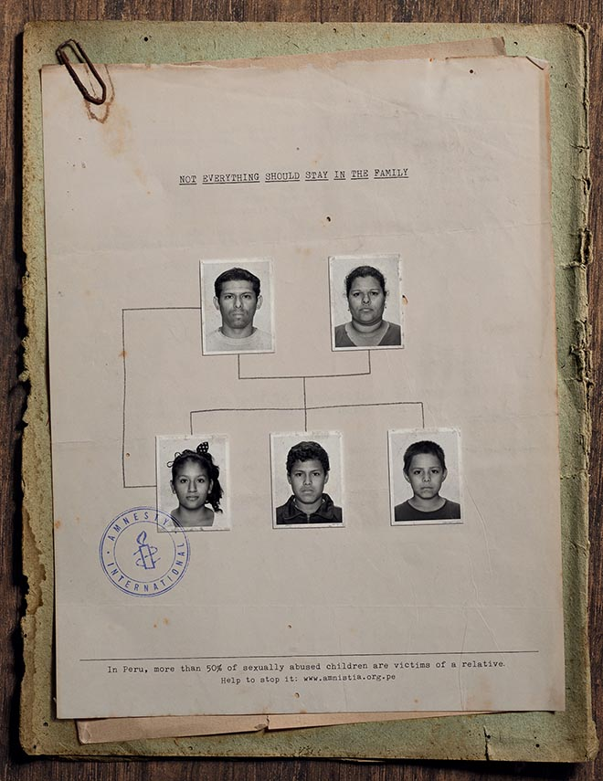 Amnesty Family Tree