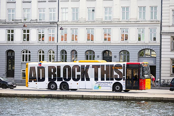 Ad Block This bus