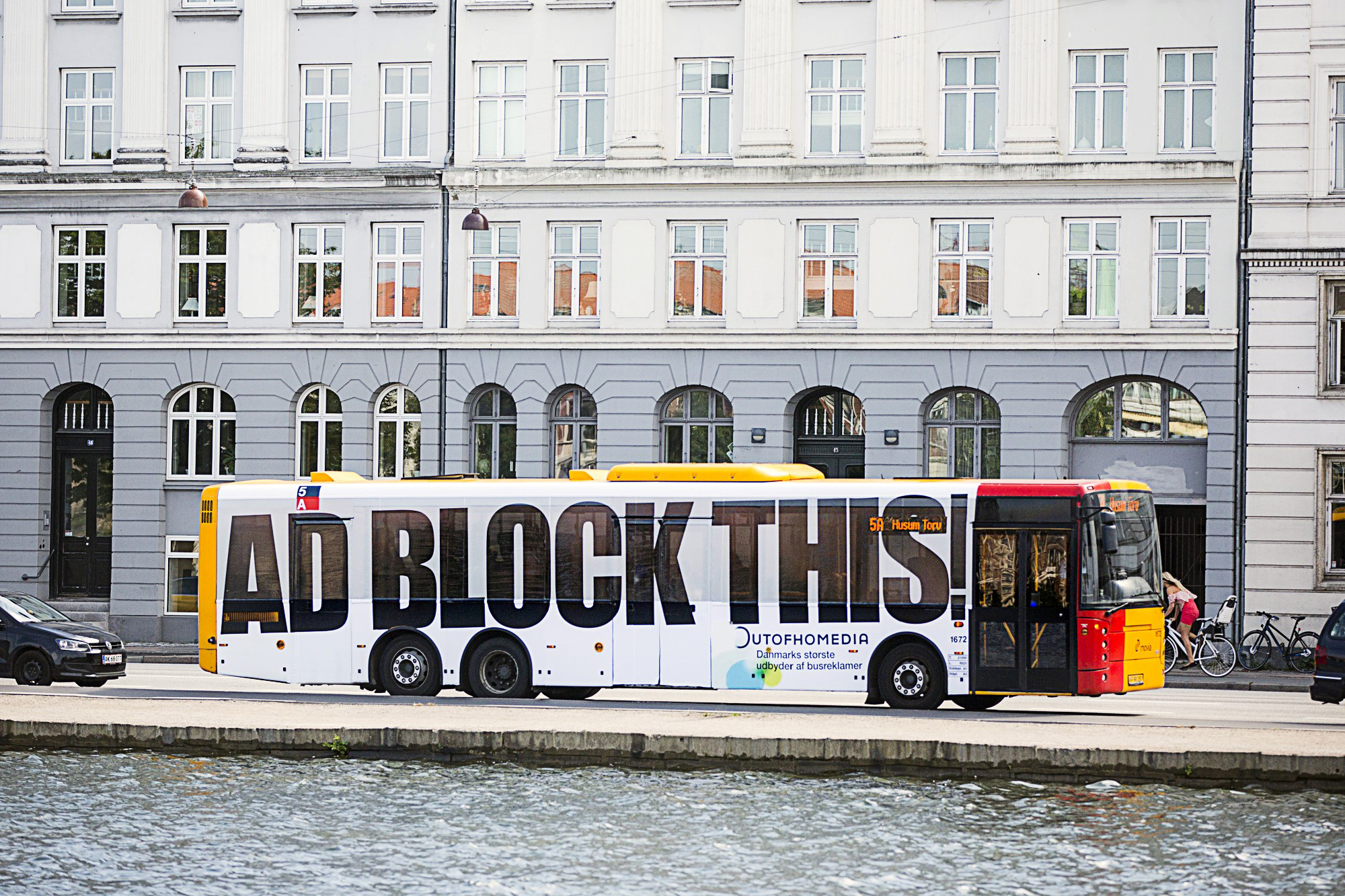 old spice this blocks on copenhagen buses the inspiration room