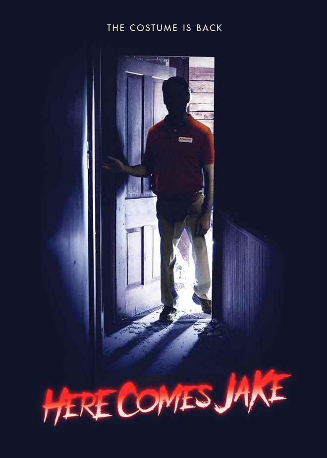 State Farm Scary Right - Here Comes Jake poster