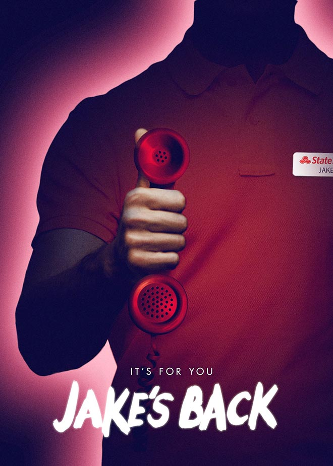 State Farm Scary Right - Jake's Back poster