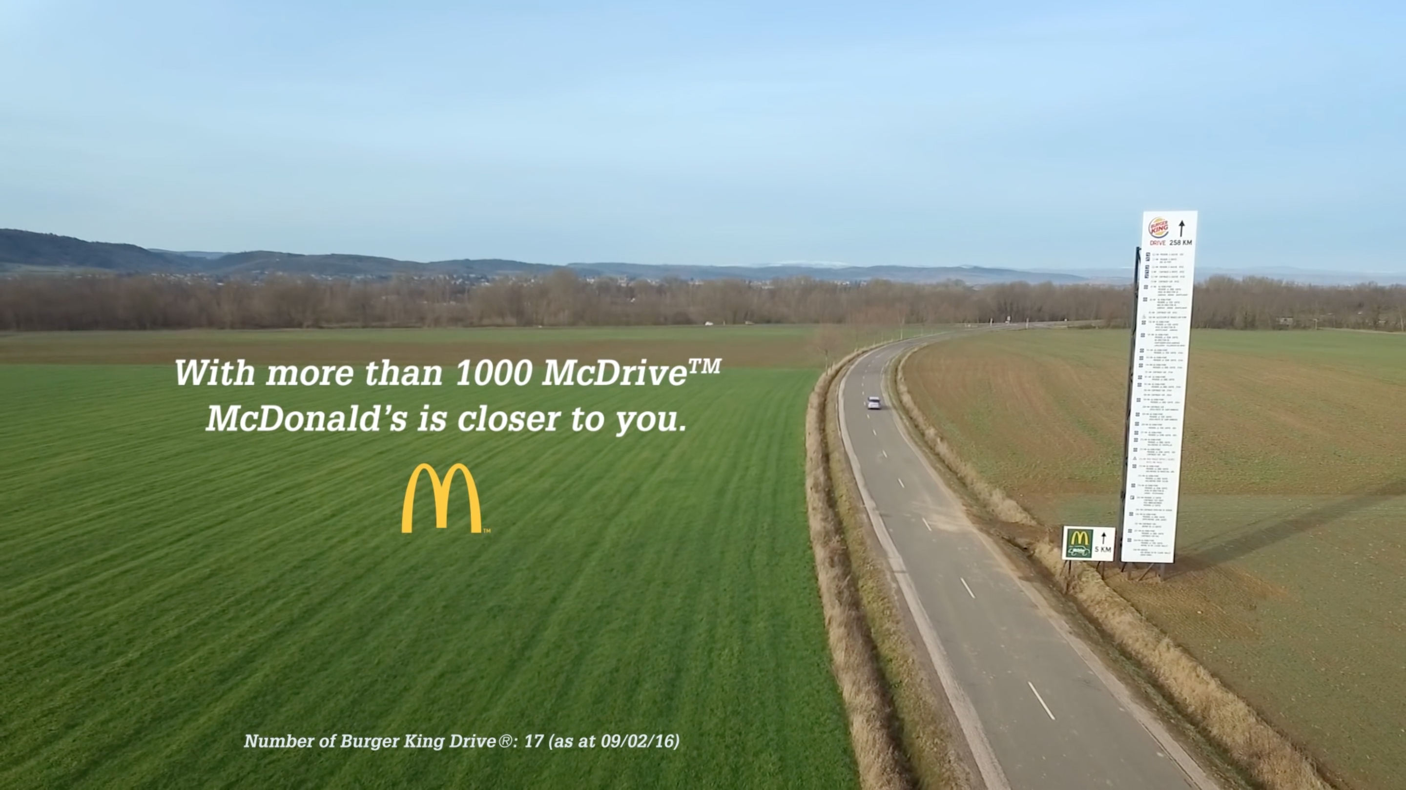 mcdonalds competition against burger king Ver vídeo burger king's found a new way to pull mcdonald's chain: it's just made its new big king burger bigger slightly than the.