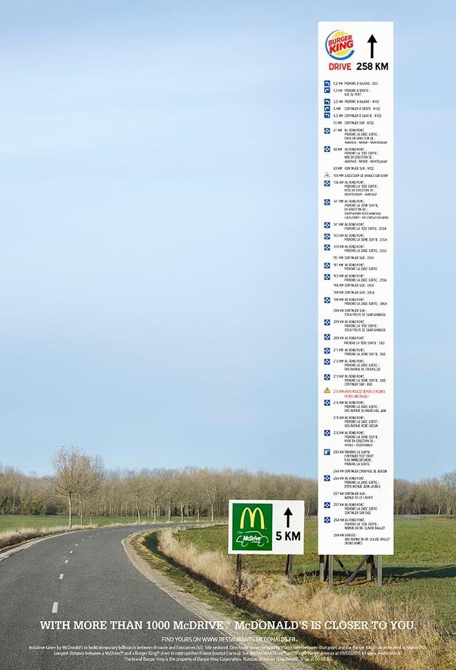 The Directional Billboard