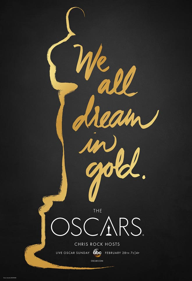 We All Dream in Gold poster
