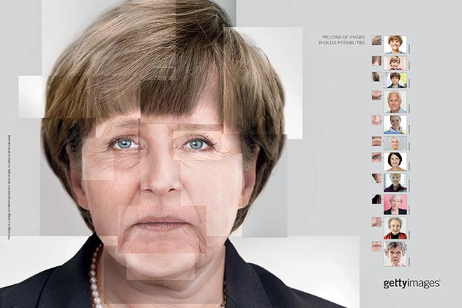 Getty Images Endless Possibilities - Angel Merkel