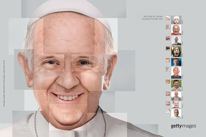Getty Images Endless Possibilities - Pope Francis