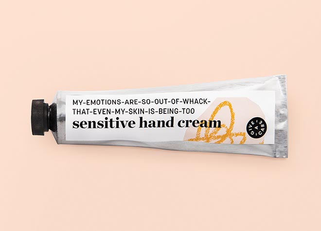 Rethink Breast Cancer Give-A-Care Hand Cream