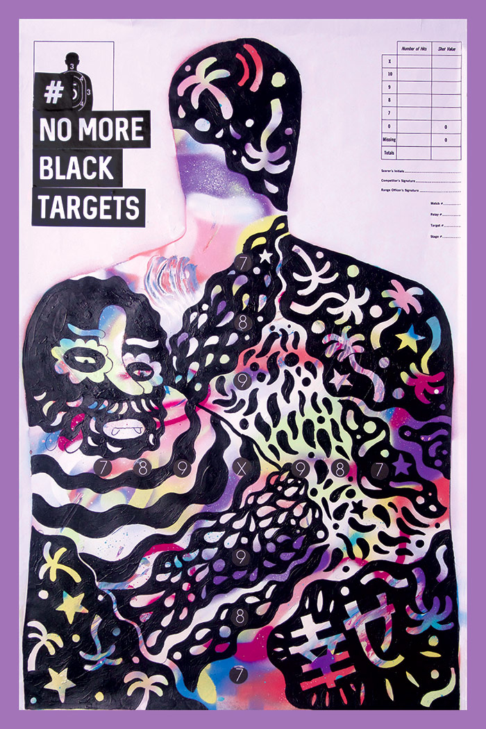 No More Black Targets - Brolga