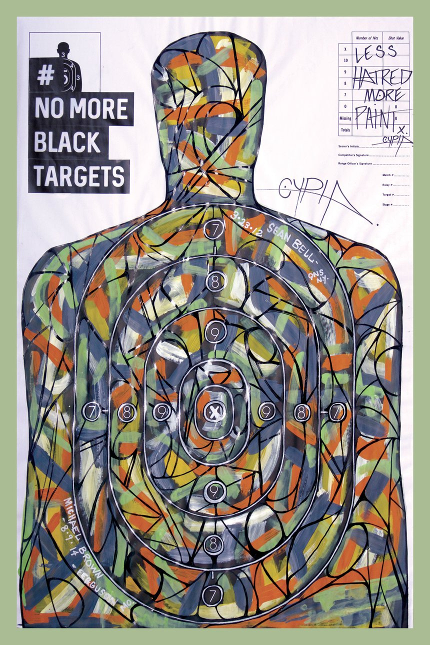 No More Black Targets - Cypha