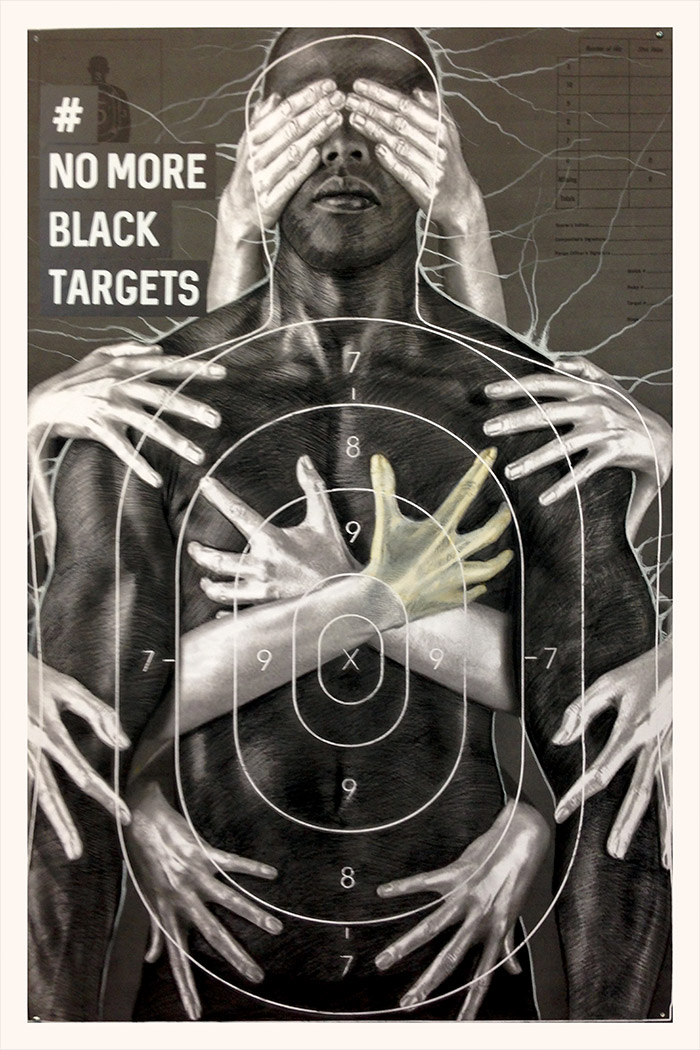 No More Black Targets - Dizmology