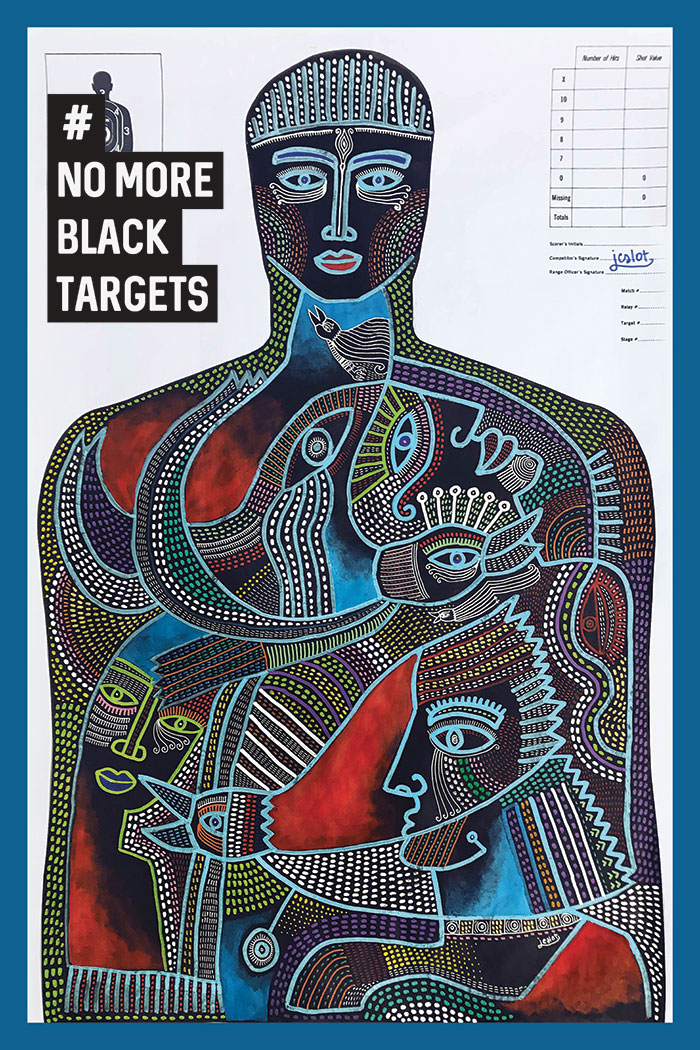 No More Black Targets - Julien Calot