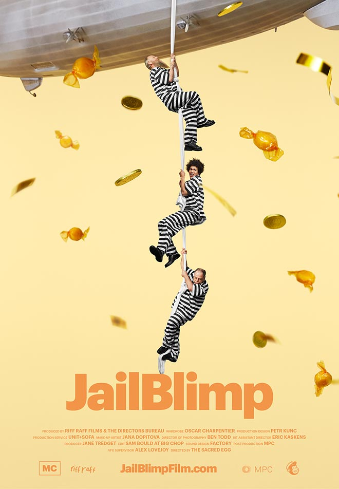 Did you mean Mailchimp JailLimp poster