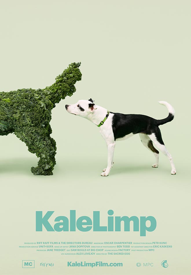 Did you mean Mailchimp KaleLimp poster