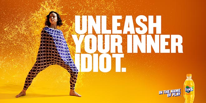 Fanta Unleash Your Inner Idiot - Pants