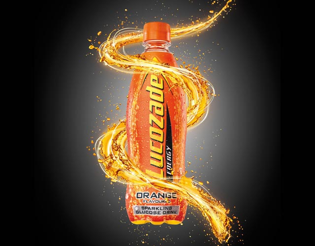 Lucozade Orange Radio campaign