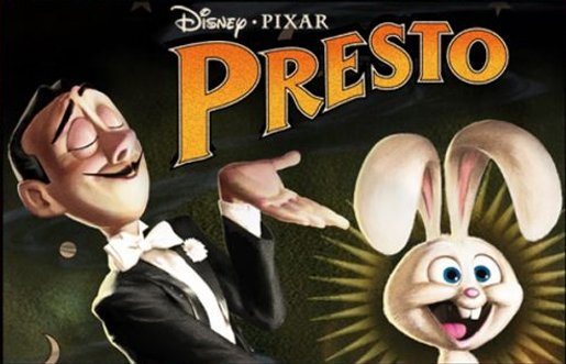 Presto and rabbit