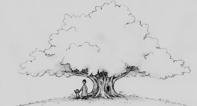 Chestnut Tree animated short film