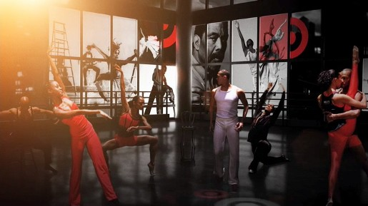 Alvin Ailey American Dance Theater Art Celebrates with Target