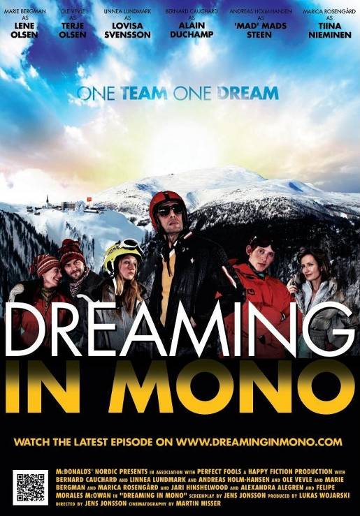 Dreaming in Mono Poster