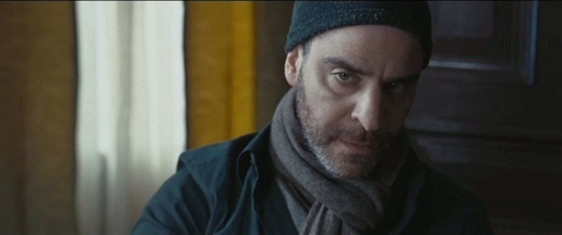 David Rakoff as Frank in The New Tenants