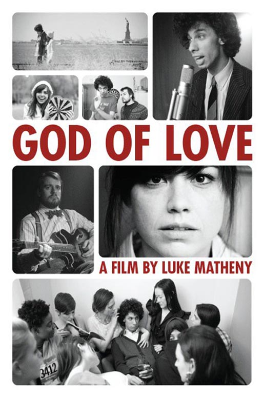 God of Love DVD