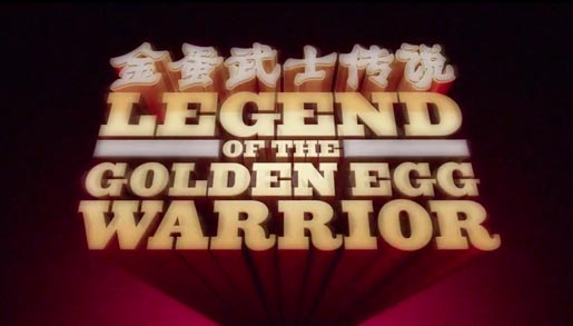 Golden Egg Warrior