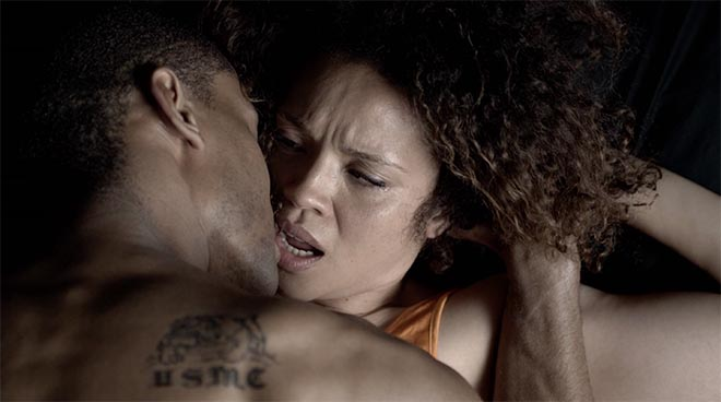 Portrait in Dramatic Time - Carmen Ejogo and Craig Hall