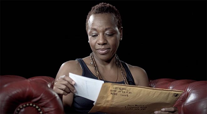 Portrait in Dramatic Time - Marianne Jean Baptiste