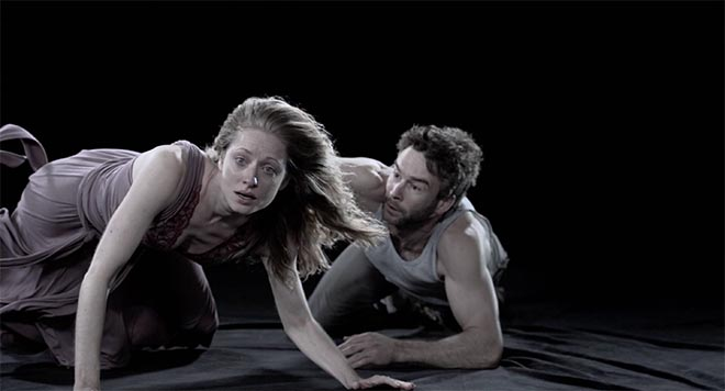 Portrait in Dramatic Time - Louise Lecavalier and Keir Knight
