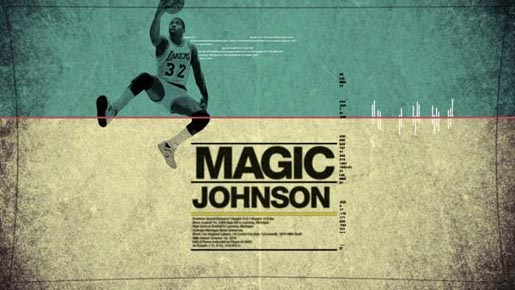 Magic Johnson film