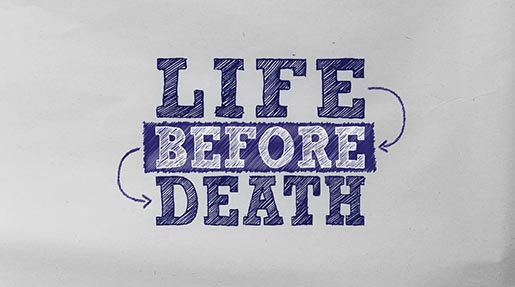 This Is Water short film - Life Before Death
