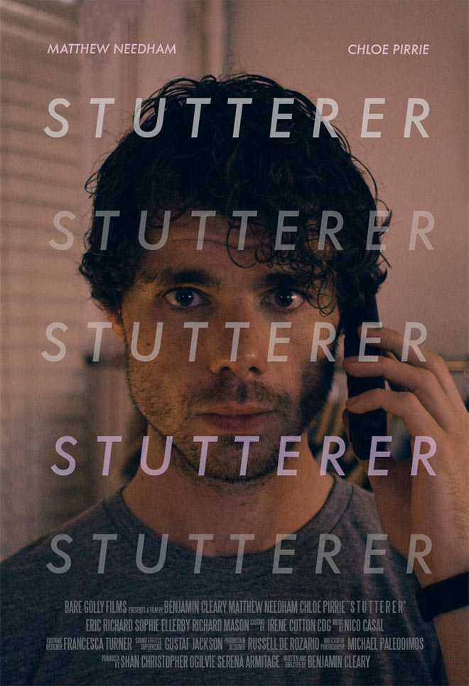 The Stutterer film poster