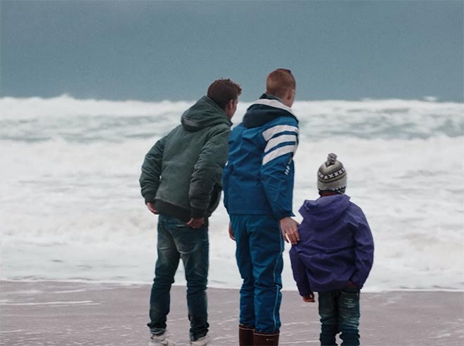 Brothers by sea in Brother short film