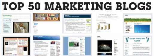 Top 50 Marketing Blogs in Australia