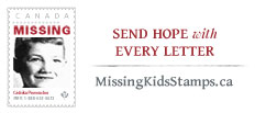 Missing Kids Stamps Email Signature