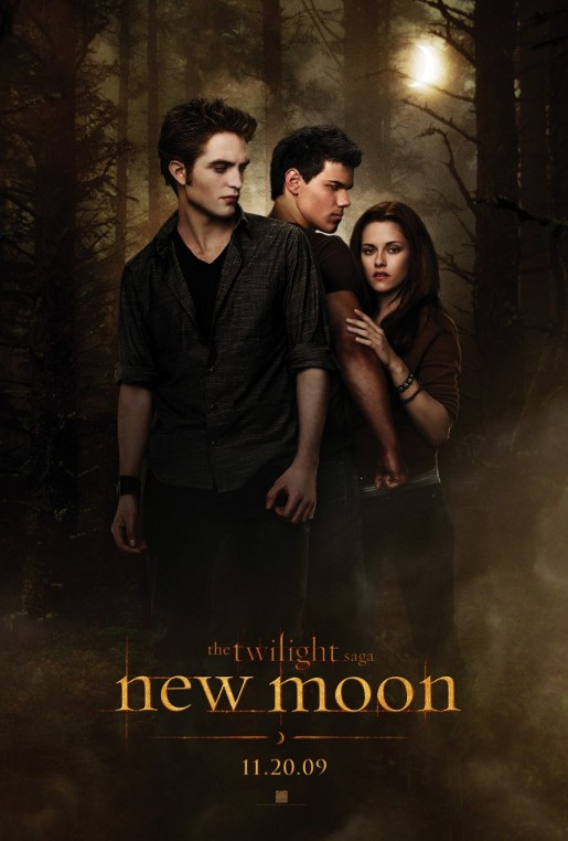 Twilight New Moon Trailer
